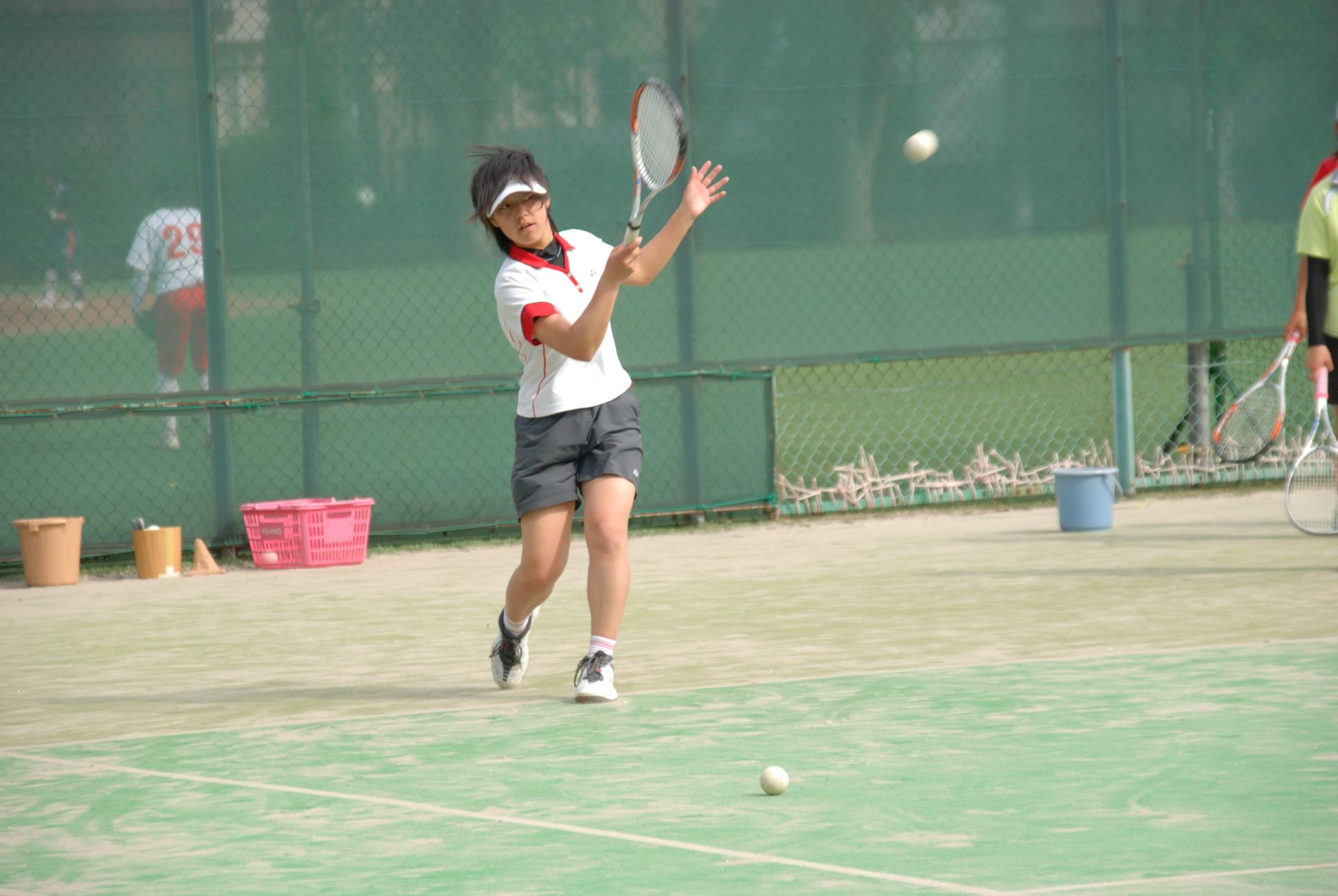 ソフトテニスの画像 p1_37