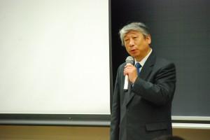 東都大学野球連盟 本郷茂 理事長