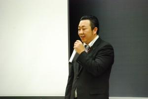 ミニミニ明大前店 平野店長