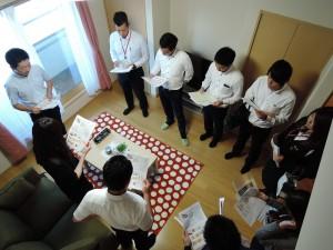 合同勉強会の風景